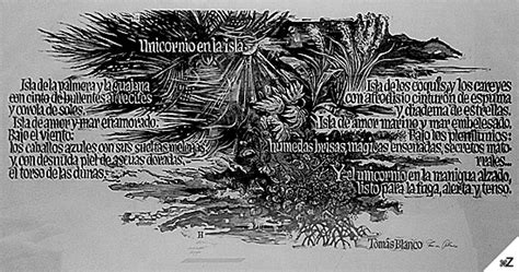 unicorinos en puerto rico el unicornio en la isla a woodcut of tom 225 s blanco s poem