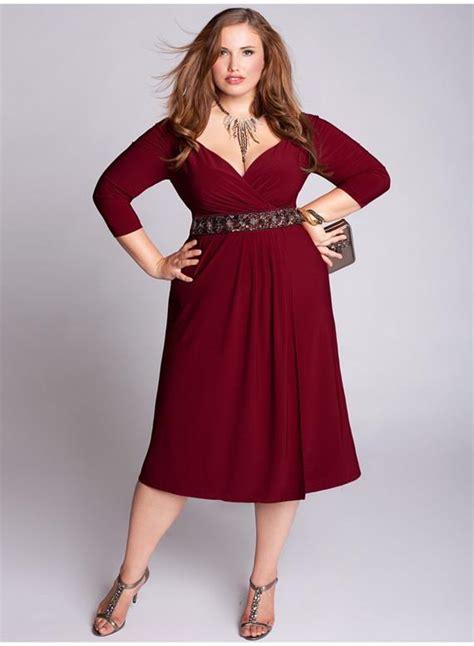 fashion dresses for curvy