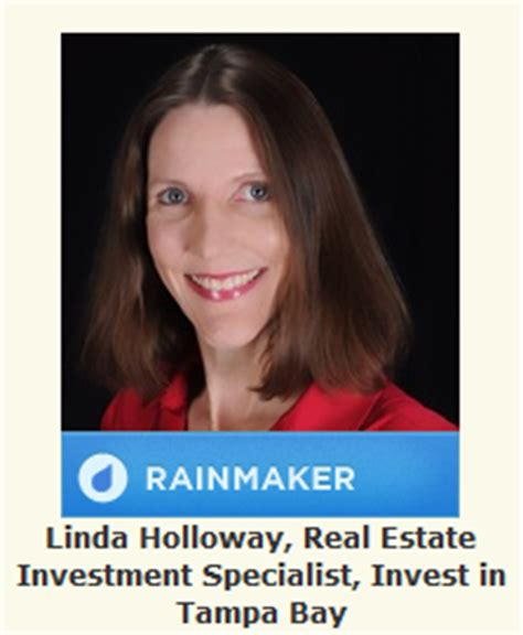 Investment Specialist by Welcome New Rainmaker Holloway Real Estate Investment Specialist With Exit