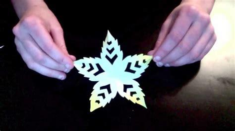 youtube tutorial kirigami leaf kirigami tutorial youtube