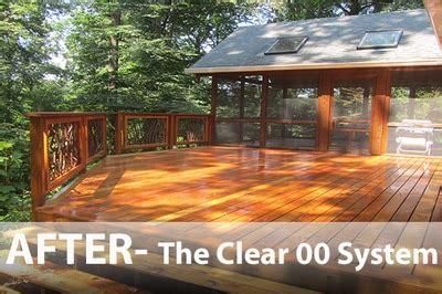rainforest sealer natural deck stain earthpaintnet