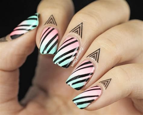 tattoo copycat copycat claws 31dc2014 day 12 stripes over gradient