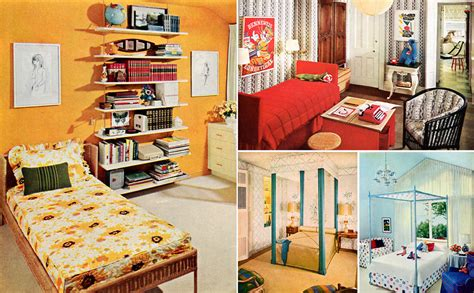 60s decor tour the crazy gorgeous bedrooms of 60s house beautiful