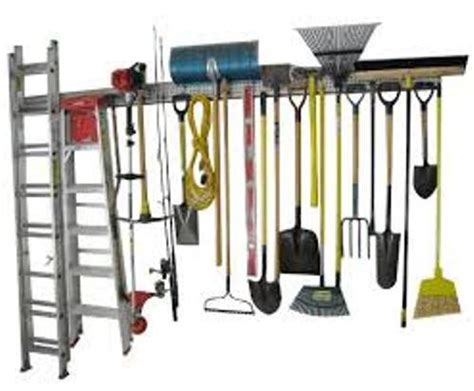 organizing garden tools in garage how to organize garden tools in garage 4 ideas home