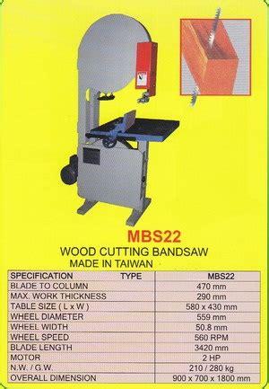 Bearing Pisau Mesin Profil Kayu Kecil Wood Trimmer Router mbs22 wood cutting bandsaw products of mesin kayu wood machinery supplier perkakas teknik