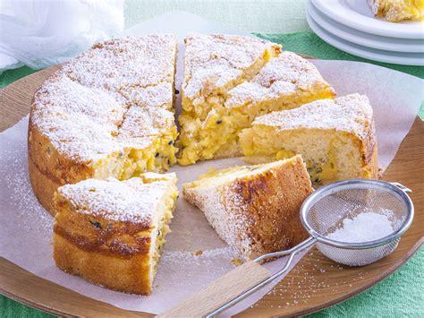 fruity recipes easy passion fruit cake recipe