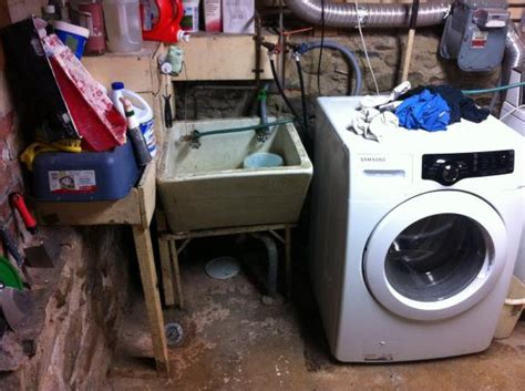 washing machine drains into sink plumbing for laundry sink and washing machine what