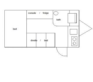 casita rv floor plans famous casita travel trailers floor plans