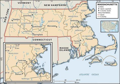 Massachusetts Court Records Historical Facts Of Massachusetts Counties