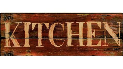 Kitchen Spelling by Kitchen Wall Plaque A Large Wooden Effect Wall