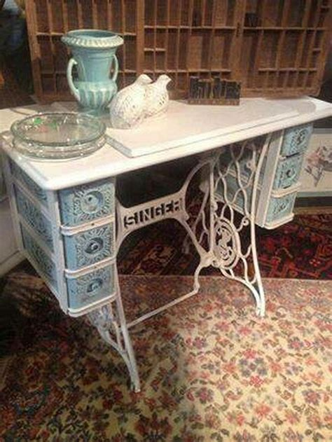 sewing machine table ideas best 25 singer sewing tables ideas on vintage