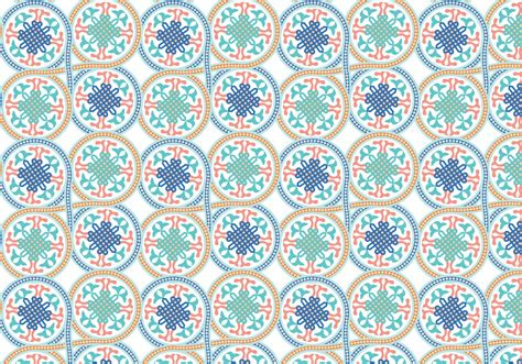circle pattern vector background circle moroccan pattern background vector download free