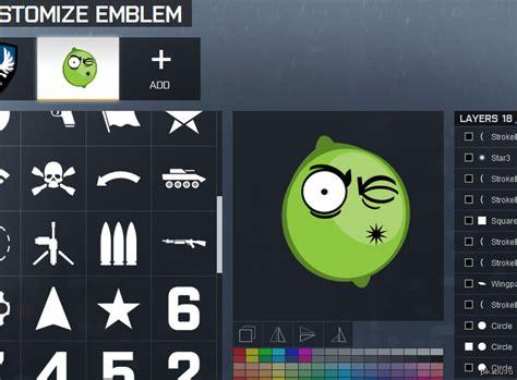 bf4 logo maker bf4 sniper emblems images