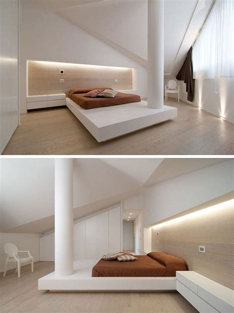 Bedroom Design Idea Place Your Bed On A Raised Platform Bedroom Platform Design
