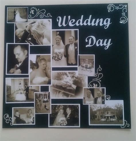 photo layout for wedding best 25 wedding scrapbook layouts ideas on pinterest