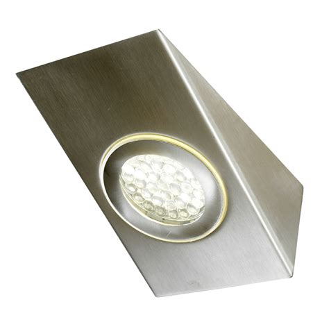 halo led cabinet lighting halo cabinet high output led angled wedge light