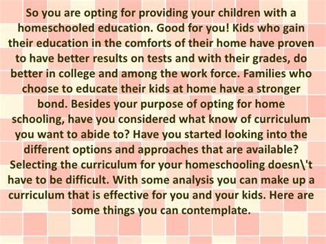 the best homeschool curriculum finding the best homeschool curriculum