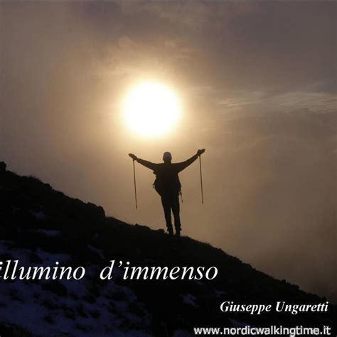 m illumino d immenso testo nordic walking time il portale italiano nordic