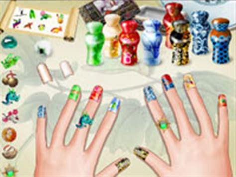 Spelletjes Nagels Lakken by Meiden Spelletjes