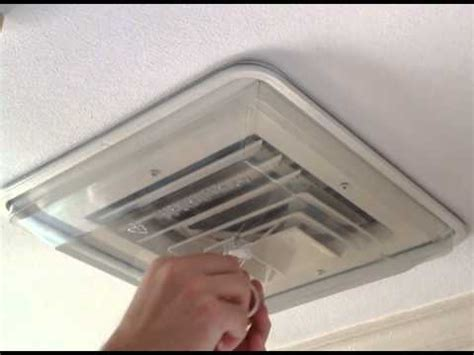 Ac Ceiling Vent Covers by Ac Draftshields Vent Cover Installation