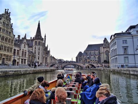 boat tour ghent explore things you must do in ghent world wanderista