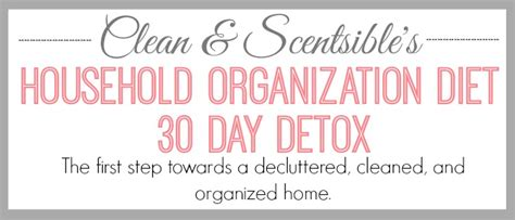 30 Day Detox Centers by Clean And Scentsible