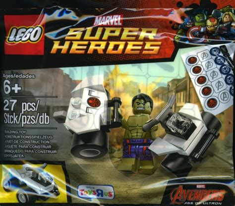 Brick Lego Lego 5002127 Flashback Shredder h cmf various polybags dimensions w see list legotrade