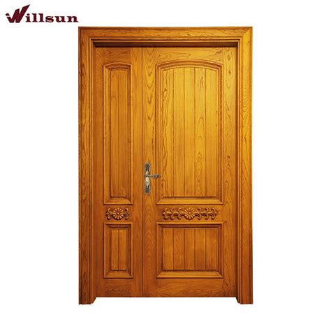 Quality Carved Environmental Home Front Door Design Quality Front Doors