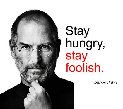 the short biography of steve jobs 9 best images about stay hungry stay foolish on pinterest