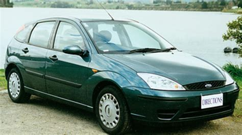 2003 Ford Focus Reviews by Ford Focus 2003 Review Aa New Zealand