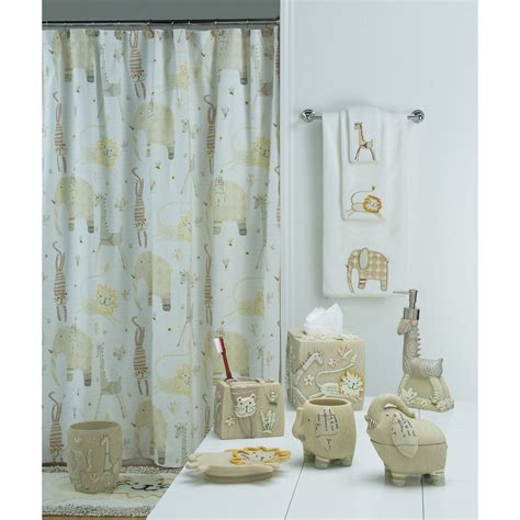animal shower curtains animal crackers shower curtain shower curtains at hayneedle
