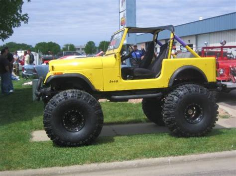 cj jeep lifted 1982 jeep cj 7 8 500 possible trade 100045183 custom
