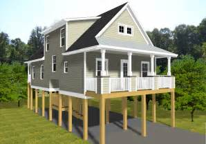 cottage plans designs stilt house plan modern house