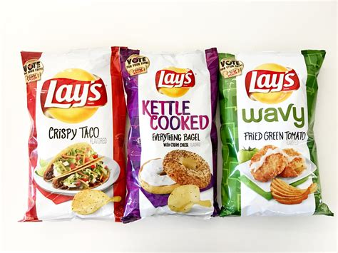 Lays Chips Sweepstakes - best new lay s flavor contest winner 2017 popsugar food