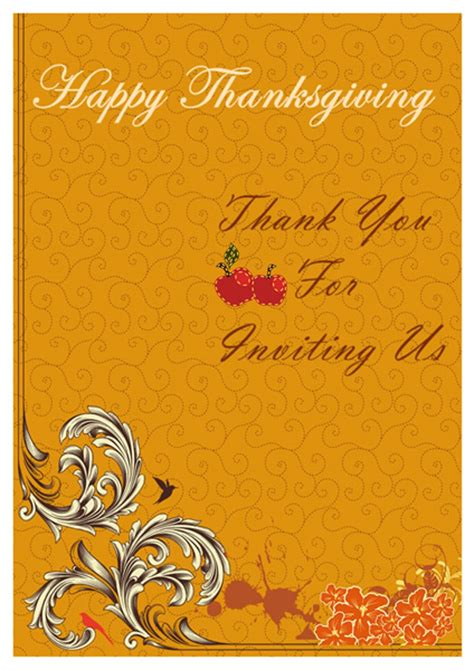 Thanksgiving Greeting Card Templates by Thanksgiving Card Templates Greeting Card Builder