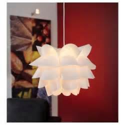 Ikea Hanging Lights Knappa Pendant Lamp White Ikea