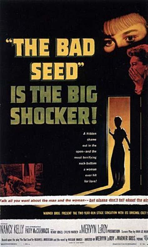 the bad seed book trailer the bad seed 1956 filmaffinity