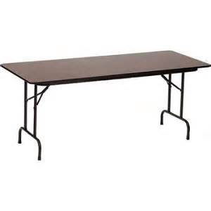 Folding High Top Table Correll Folding Tables High Pressure Laminate Top Table Model Cf3096px