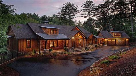 mountain lodge home plans rustic luxury mountain house plans rustic mountain home