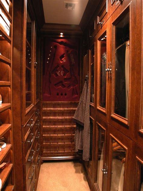 Closet Gun Storage by Closet With Gun Storage Area Stashvault