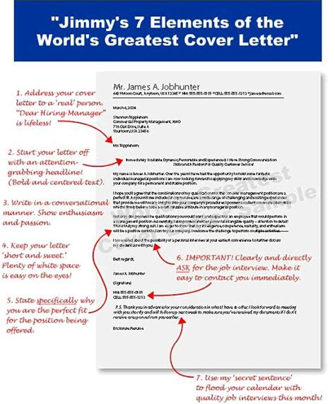 Amazing Cover Letter Sample