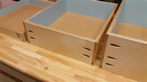 Drawer Construction Methods by Drawer Constuction Methods Pro Construction Forum Be