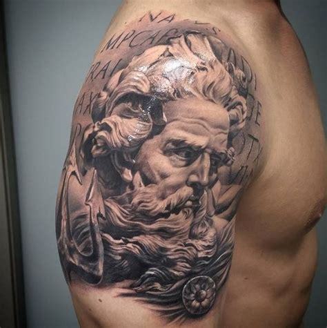 tattoo pictures god 50 greek tattoos inspired from ancient mythology 2017