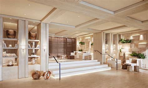 debora aguiar design miami beachfront condos 1 hotel one hotels residential lobby luxury condos in miami lobby