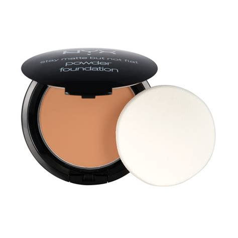 Nyx Stay Matte But Not Flat Powder Foundation nyx stay matte but not flat powder foundation