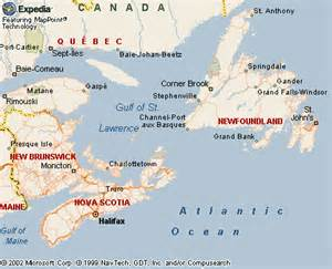canada maritimes map canadian movers maritime provinces canada
