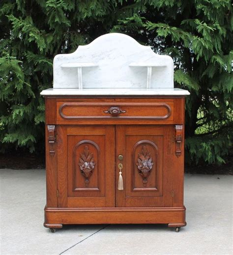 vintage marble topped washstand 1000 images about antique marble top washstands on ruby and antiques