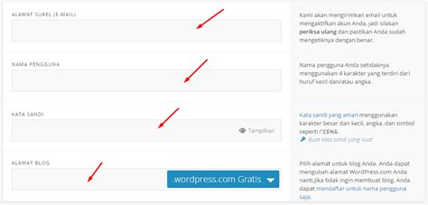 Membuat Web Wordpress | cara membuat web wordpress gratis tis cakkhoir1927 s blog