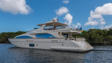 used azimut boats for sale florida 105 azimut 2005 for sale in miami florida us denison