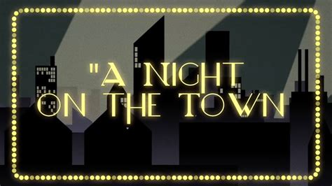On The Town by The Dear Quot A On The Town Quot